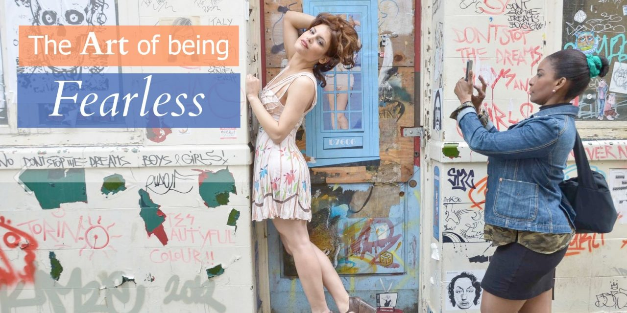 The Art of Being Fearless – Own It The Personal Journey to Purpose